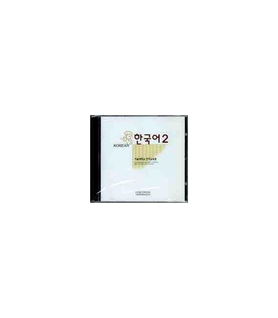 Korean 2 (Pack de 2 CDS del Student Book)- Second Edition