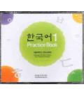 Korean 1 (Pack de 4 CDS del Practice Book)
