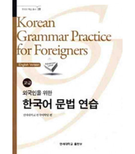 Korean Grammar Practice for Foreigners - Advanced Level (Englische Version)
