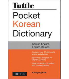 Tuttle Pocket Korean Dictionary - Koreanisch-Englisch Englisch-Koreanisch