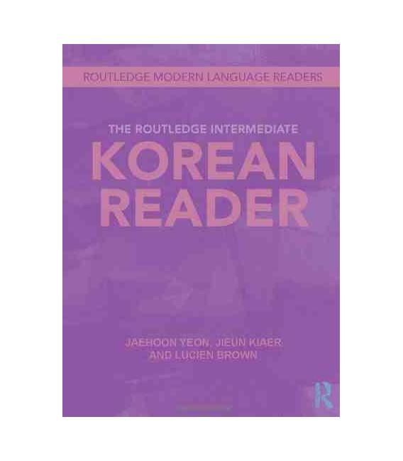 The Routledge Intermediate Korean Reader