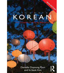 Colloquial Korean- The Complete Course for Beginners, 2nd Edition (Free Audio Online)