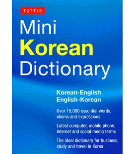 Tuttle Mini Korean Dictionary- Koreanisch-Englisch Englisch-Koreanisch