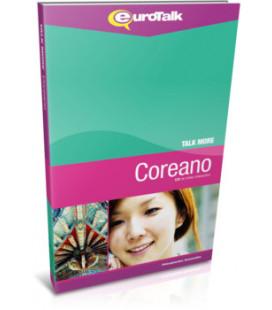 Coreano- Talk More para Principiantes avanzados (Euro Talk- CD-ROM interactivo con base española