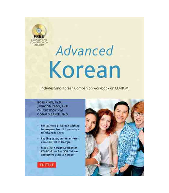 Advanced Korean- Includes Sino-Korean Companion Workbook on CD-ROM