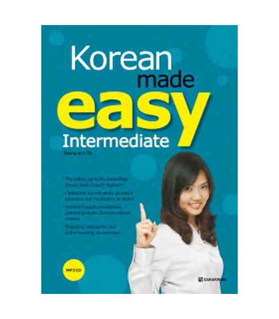 Korean made easy Intermediate (Incluye CD MP3)