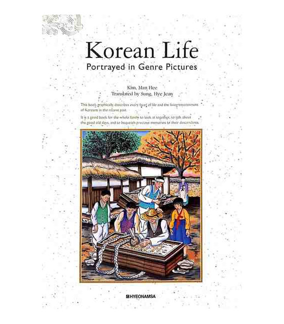 Korean Life- Portrayed in Genre Pictures