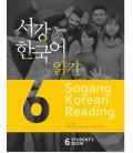 Sogang Korean 6 Reading