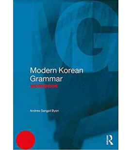 Modern Korean Grammar Workbook