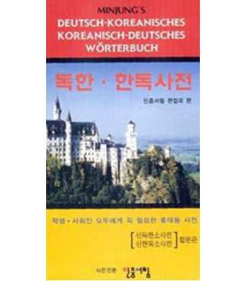 Minjung's Deutsch-Koreanisch / Koreanisch-Deutsch Wörterbuch