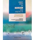 Premiers pas en Coréen pour les français (Incluye CD)