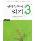 Yonsei Korean Reading 3 (CD Included)