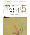 Yonsei Korean Reading 5 (CD inklusive)