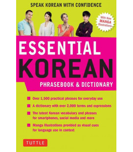 Essential Korean Phrasebook & Dictionary (Second Edition)